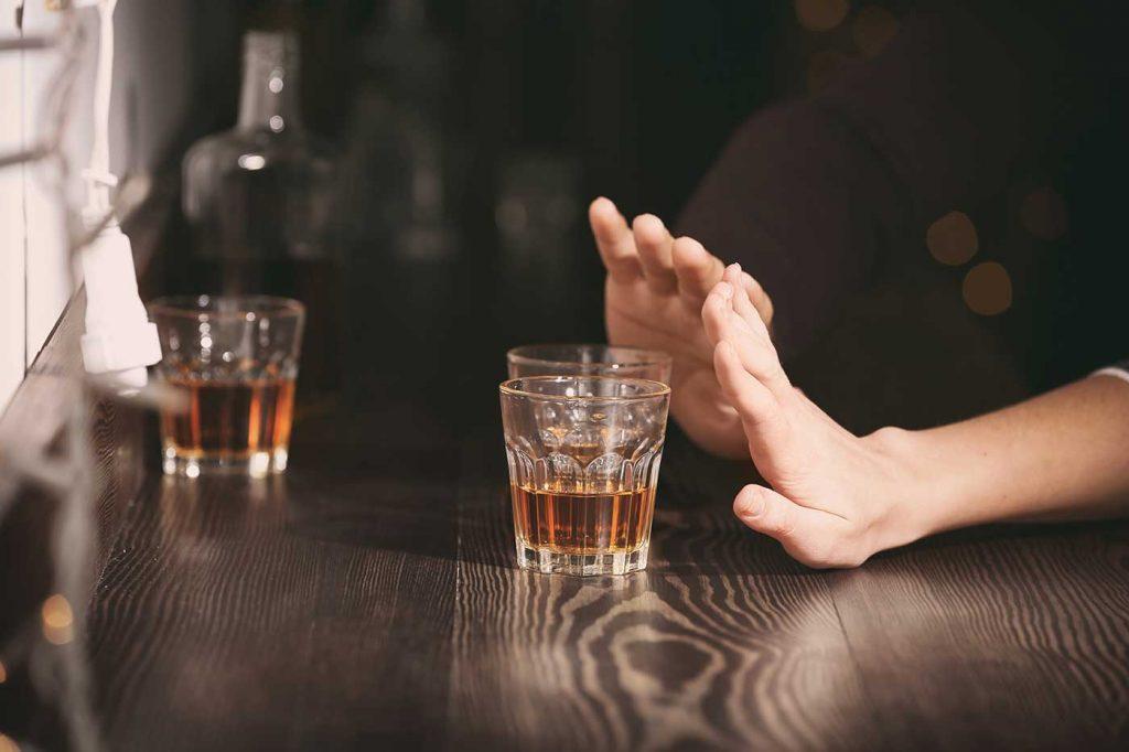 Wiederherstellung des Alkoholismus