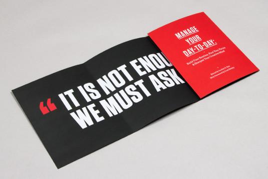 Einzigartige Flyer