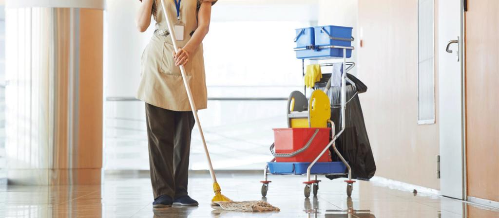Reinigungsgeschäft